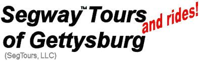 Segway PT(tm) Tours and Rides of Gettysburg, SegTours, LLC