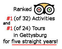 Ranked #1 of 32 activities in Gettysburg